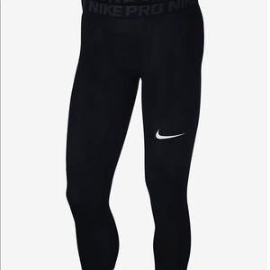 Nike Pro Mens Training Tights